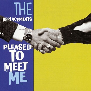 <i>Pleased to Meet Me</i> 1987 studio album by The Replacements