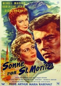 <i>The Sun of St. Moritz</i> (1954 film) German film