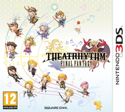 <i>Theatrhythm Final Fantasy</i> 2012 video game