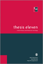 File:Thesis ELEVEN JOURNAL Front Cover.jpg - Wikipedia, the free ...
