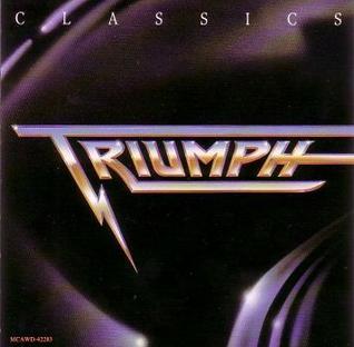 <i>Classics</i> (Triumph album) 1989 greatest hits album by Triumph