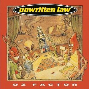 <i>Oz Factor</i> (album) album by Unwritten Law