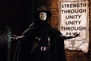 V For Vendetta 2005 Türkçe Dublaj izle  Full izle Hd