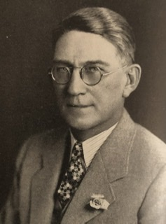 Walter R. Okeson American football player and coach