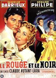 1954 Le Rouge et le noir.jpg