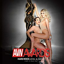 35th AVN Awards 2017 American adult industry award ceremony