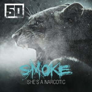 50 Cent featuring Trey Songz - Smoke (studio acapella)