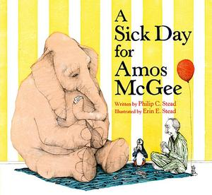 <i>A Sick Day for Amos McGee</i> book by Erin E. Stead