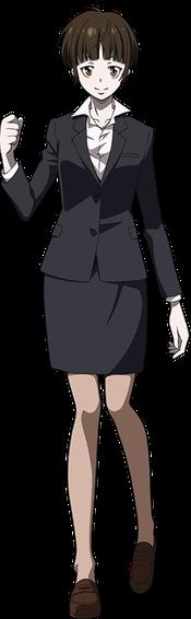 Psycho Pass Akane