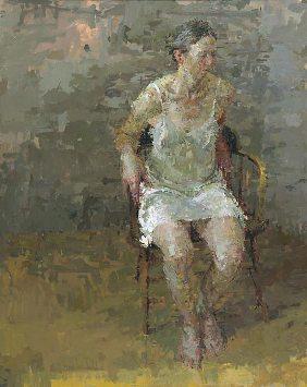 Celeb Figurative Fine Nude Oil Painting Jpg