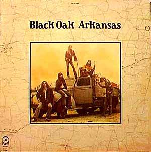 <i>Black Oak Arkansas</i> (album) 1971 studio album by Black Oak Arkansas