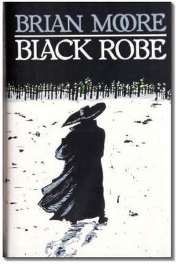 an analysis of the black robe a historical novel by brian moore Graham greene once described brian moore as my favourite living writer  moore's death in  but then black robe is a heady novel set in the.