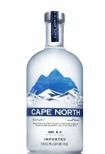 Cape North Vodka 750 mL bottle