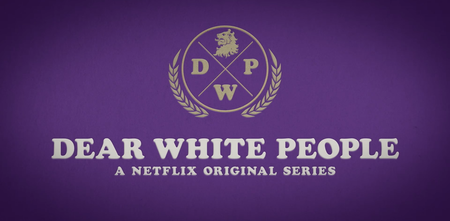 Picture of a TV show: Dear White People