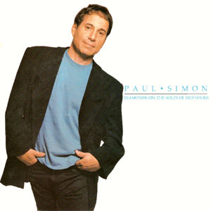Diamonds on the Soles of Her Shoes 1987 worldbeat single by Paul Simon