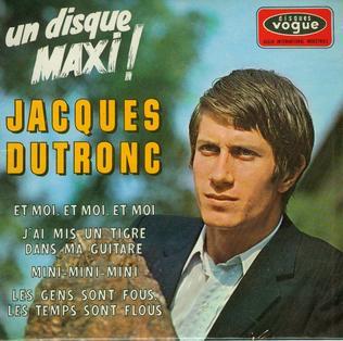 1966 single by Jacques Dutronc