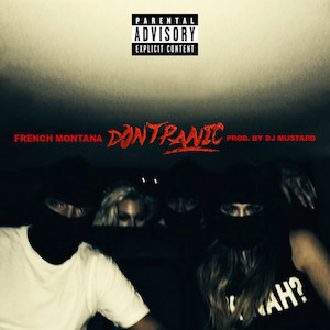 French Montana — Don't Panic (studio acapella)