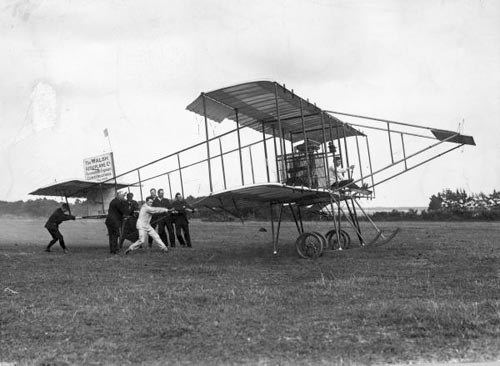 Howard Wright 1910 Biplane Wikipedia
