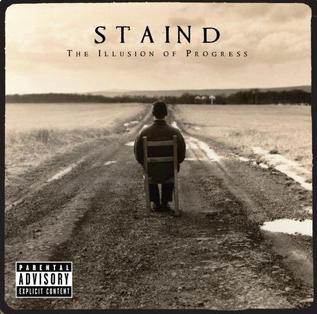 <i>The Illusion of Progress</i> album by Staind
