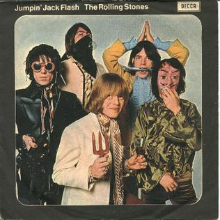 1968 single by The Rolling Stones