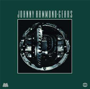 <i>Gears</i> (album) 1975 studio album by Johnny Hammond