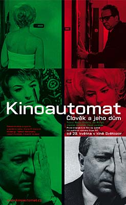 Picture of a movie: Kinoautomat: One Man And His House
