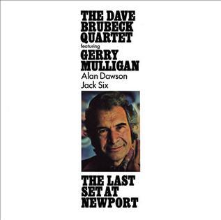 <i>The Last Set at Newport</i> 1972 live album by Dave Brubeck