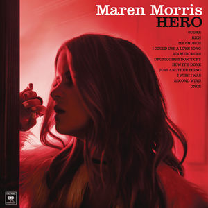 Image result for maren morris hero album cover