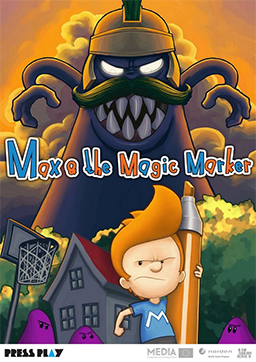 Max & the Magic Marker Coverart.png