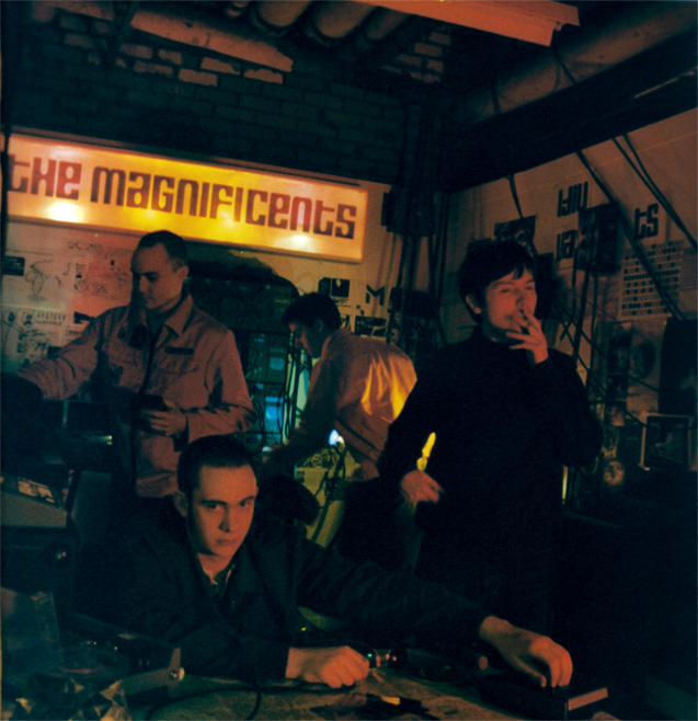 Scottish Bands: The Magnificents (Scottish Band)