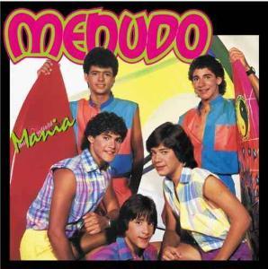 Mania (Menudo album)
