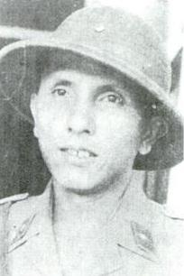 Moestopo Indonesian general