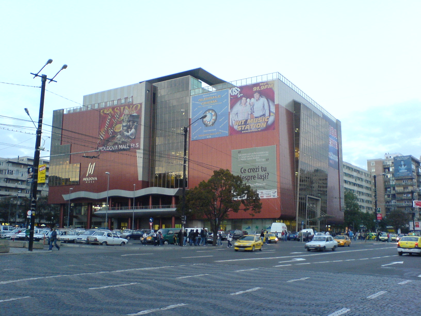 Cinema City Iasi Cars