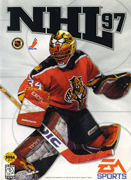 John Vanbiesbrook on NHL97