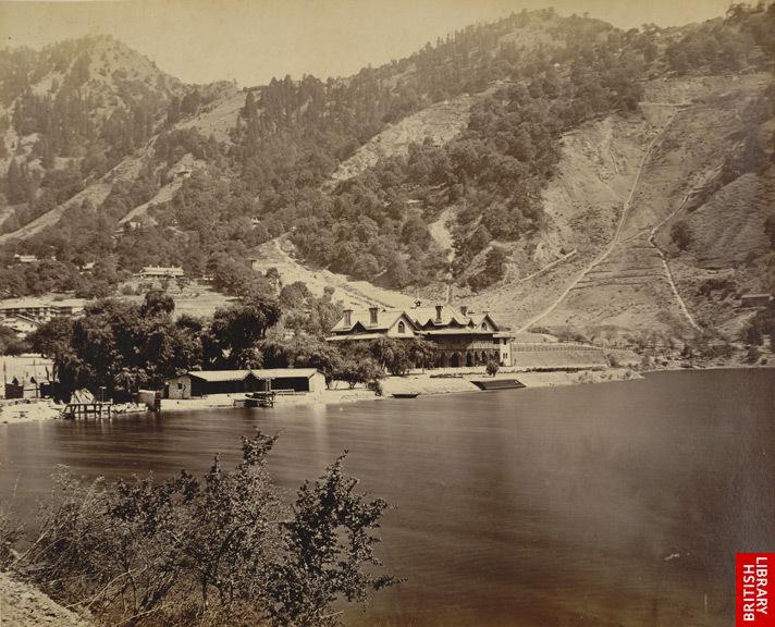Nainital in the past, History of Nainital