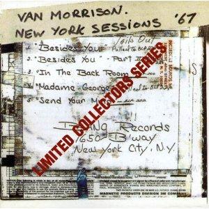 <i>New York Sessions 67</i> 1997 compilation album by Van Morrison