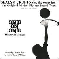 One on One (soundtrack) cover