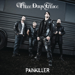 Three Days Grace — Painkiller (studio acapella)