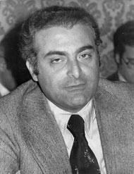 Piersanti Mattarella Italian politician