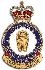 No. 77 Squadron RAAF Royal Australian Air Force squadron