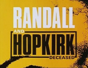 <i>Randall and Hopkirk (Deceased)</i> television series (1969-1970)