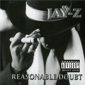 <i>Reasonable Doubt</i> (album) 1996 studio album by Jay-Z