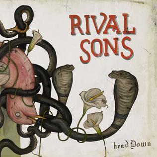 <i>Head Down</i> (Rival Sons album) 2012 studio album by Rival Sons