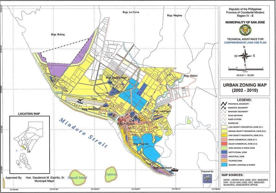 File:San Jose Mindoro Urban Zoning Map.jpg - Wikipedia
