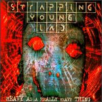 <i>Heavy as a Really Heavy Thing</i> 1995 studio album by Strapping Young Lad
