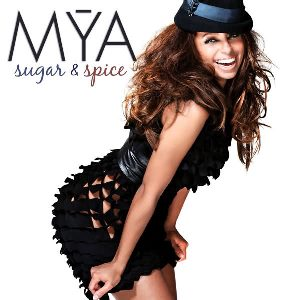 <i>Sugar & Spice</i> (Mýa album) 2008 studio album by Mýa