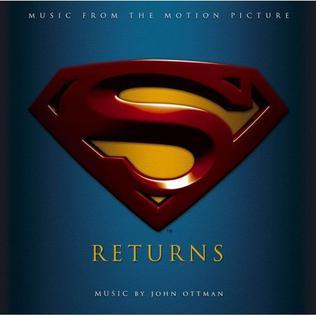 <i>Superman Returns</i> (soundtrack) 2006 soundtrack album by John Ottman Basil Poledouris
