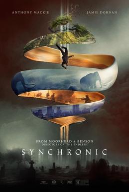 Últimas películas que has visto (las votaciones de la liga en el primer post) - Página 17 Synchronic_poster