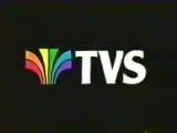 TVS original logo, used 1982-1987