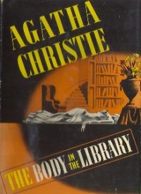 <i>The Body in the Library</i> book by Agatha Christie